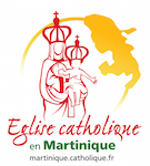Logo de l'Eglise catholique en Martinique